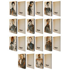 OFFICIAL STAR TREK DISCOVERY GRUNGE CHARACTERS LEATHER BOOK CASE FOR APPLE iPAD