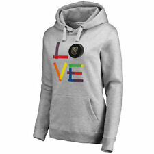 Fanatics Branded Vegas Golden Knights Women's Heather Gray Hockey Is For