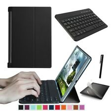 """Smart Case Stand Cover And Bluetooth Keyboard for Lenovo Yoga Tab 3 Pro 10.1"""""""