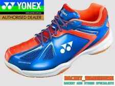 NEW YONEX SHB35WEX BADMINTON SQUASH VOLLEYBALL SHOE INDOOR BLUE/RED