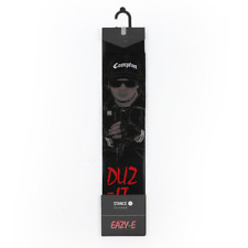 X Stance Anthem Eazy Duz It Socks - Black
