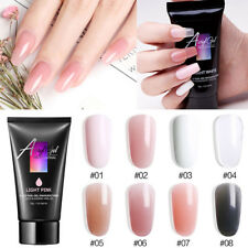 30ML UV BUILDER PRESTO ACRILICO ESTENSIONE SMALTO GEL UNGHIE NAIL ART CLIP DIY