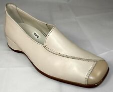 Gabor Stretch Schuhe Damen Slipper creme 36 UK 3,5  Neu 100