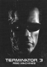 Terminator 3  Rise of the Machines    Individual Trading Cards