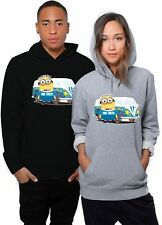 Vdub Fan Camper Van Splitty Bay Window Campervan Bus Van Tastic  Ladies Hoodie