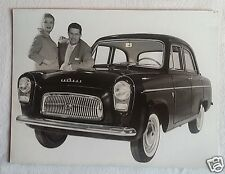 FORD TAUNUS / PERFECT Oldtimer photo print bild Presse Fotos PKW Kfz 1949-1959