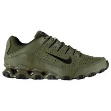 Nike Reax 8 Fitness Training Shoes Mens Olive/Black Gym Trainers Sneakers