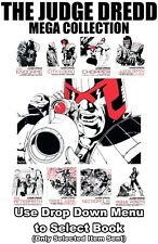 Judge Dredd The Mega Collection - Collectors Series Hardback Books - New