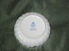 SELECTION OF ROYAL WORCESTER ENGLISH GARDEN DINNER AND TEAWARE - UNUSED