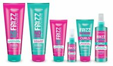 Creightons Frizz No More, Curls, Revitalising, Serum, Shampoo, Conditioner