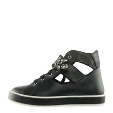 SCARPA DONNA LIU JO SNEAKERS ALTA JOURDAN BLACK 118