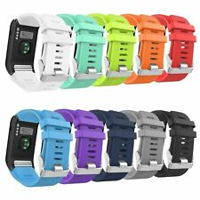 Soft Silicone Replacement Watch Band for Garmin Vivoactive HR Sports GPS Watch