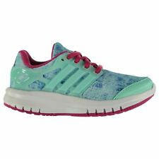 Adidas Energy Cloud Running Trainers Junior Girls Grn/Wht Sports Sneakers Shoes