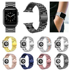 For Apple Watch iWatch Stainless Steel Band Bracelet Strap 38mm/42mm Watch Band