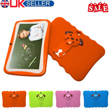 "7""ANDROID TABLET 4GB QUAD CORE Dual Camera & WIFI for Kids Children 1024*600 GP"