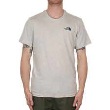 The North Face Simple Dome Tee - Oatmeal Heather