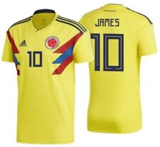 ADIDAS JAMES RODRIGUEZ COLOMBIA HOME JERSEY FIFA WORLD CUP 2018.