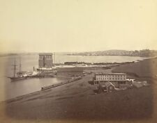 City Vallejo From South Vallejo Solano County Carleton Watkins American 1829 191