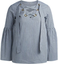 Camicia Michael Kors in popeline a righe