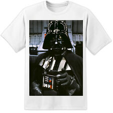 STAR WARS- Darth Vader Póster de Película Camiseta - (S - 3xl) The Last Jedi