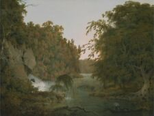 Dovedale Joseph Wright Derby 1786 Art Photo/Poster Repro Print Many Sizes  A0/