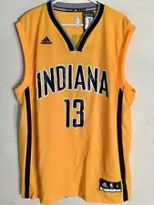NBA Indiana Pacers Paul George maglia canotta da basket