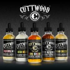 Cuttwood 120ml Level 3 Available in all Flavors Free Shipping
