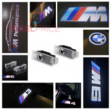 CREE LED BMW PROJECTOR CAR DOOR LIGHTS SHADOW LAMP PUDDLE COURTESY LASER LOGO