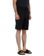 X Lyle & Scott Sweat Shorts - True Black
