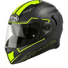 Casco Integrale Airoh Movement S Faster Amarillo Mate