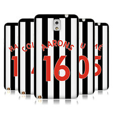 NEWCASTLE UNITED FC NUFC 2017/18 HOME KIT 2 SOFT GEL CASE FOR SAMSUNG PHONES 2