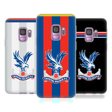 OFFICIAL CRYSTAL PALACE FC 2017/18 PLAYERS KIT GEL CASE FOR SAMSUNG PHONES 1