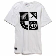LRG Lifted Cluster T-shirt White