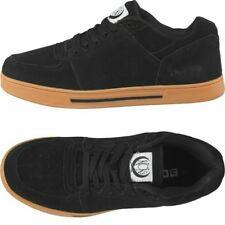 DuFFS Mens KCK Suede Gum Soled Shoes Black Various size