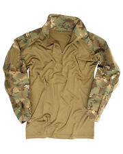 Tactical Camicia WARRIOR ARID Woodland,TARN Camicia,SWAT,Paintball,SICUREZZA
