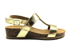 IGI and CO 1194711 Gold Footwear Comfortable Sandals Low Woman