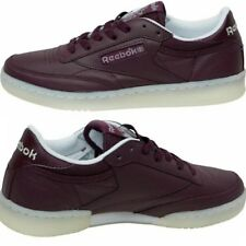 CUT PRICE.Reebok Classics Womens Club C 85 On The Court Trainers Purple.All size