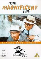The Magnificent Two (DVD) . FREE UK P+P ........................................
