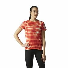 Adidas Performance RS Q1 Ss Tee W Mujer Camiseta Camisa funcional deportiva