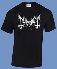 MAYHEM T-shirt (Darkthrone, Bathory, Emperor, Enslaved,Satyricon)
