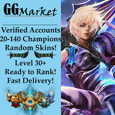 League of legends Account Smurf NA / EUW | Unranked Lvl 30+ | Read Description