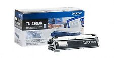 NEW! Brother Tn-230Bk 2200Pages Black Laser Toner & Cartridge TN230BK