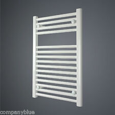 Central Heating Heated Towel Rail Rad Bathroom Radiator White 500mm x 775mm NEW
