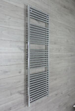 Chrome Towel Rail Rad Bathroom Central Heating Radiator 500mm (w) x 1744mm (h)
