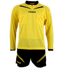 Legea - Kit New Arbitro Giallo / Nero ML