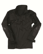 Tactical camicia warrior Nero, TARN Camicia, SWAT, Paintball, SICUREZZA -NUOVO