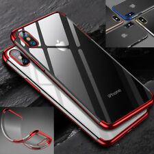 Case For Apple iPhone XS XS MAX XR X Ultra Slim Luxury Silicone Shockproof Cover