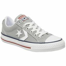 Converse Star Player Ev Ox Limestone White Youth Canvas Low-top Trainers
