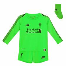 Liverpool FC Baby Football Goalkeeper Away Kit 18/19 LFC Official
