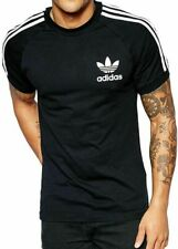 Adidas  Originals  California Retro Essentials Short Sleeve Crew Neck regular fi